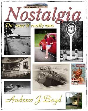 Nostalgia cover