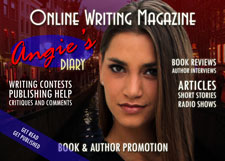 Angie's Diary banner