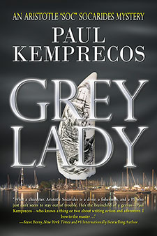 Grey Lady by Paul Kemprecos Book of the Week