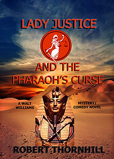 Lady Justice and the Pharaohs Curse Book of the Week