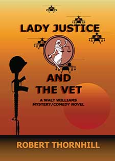 Lady Justice and the Vet by Robert Thornhill Book of the Week
