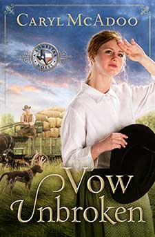 Vow Unbroken by Caryl McAdoo Book of the Week