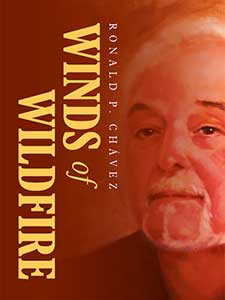  Book of the Week winds of wildfire by ron chavez book cover