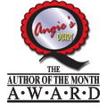 Author of the Month Award
