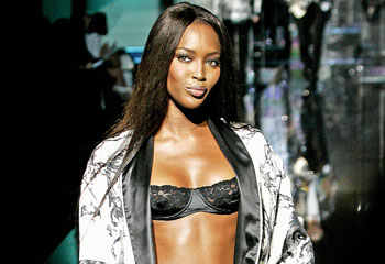 naomicampbell01 Wall Street collapse changes fashion
