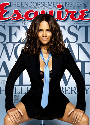 halle berry sexiest woman alive 2008 cover Halle Berry   Sexiest Woman Alive