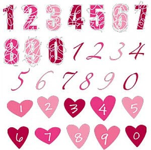 love and numbers 300x297 Love By Numbers: Formula For Romantic Success