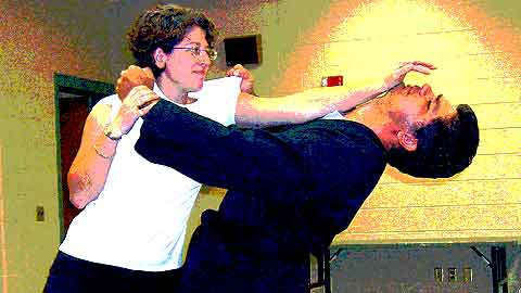 self defense01 Self Improvement Through Self Defense