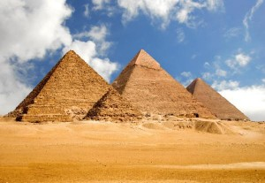 egyptian pyramids 300x207 The Rise of Historical Criticism