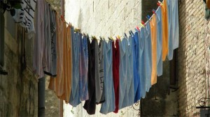 laundry 300x168 Writers Psychology  Thats A Funny Place For Underwear!