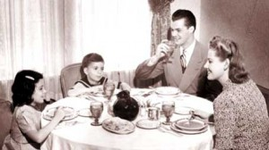 50s family life 300x168 The Good Old Days