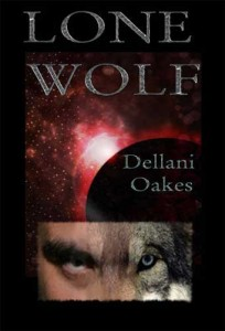 Lone Wolf book cover 204x300 Time Travel Romance AmWriting  Interview with Dellani Oakes (Lone Wolf)