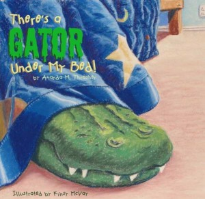 gator cover 300x291 Theres a Gator Under My Bed!