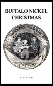 Buffalo Nickel Christmas book cover 185x300 Buffalo Nickel Christmas