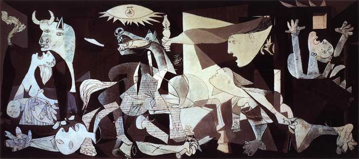 guernica Spirituality Lifestyle Human Arts and Crafts  Art Detectives