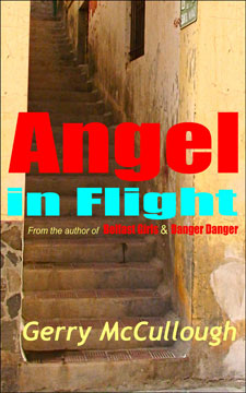 Angel front cover Book of the Week