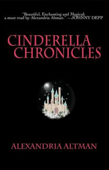 Cinderella Chronicles by Alexandria Altman book cover Book of the Week