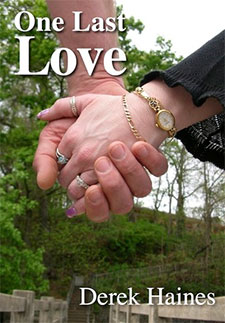 Derek Haines One Last Love book cover Book of the Week