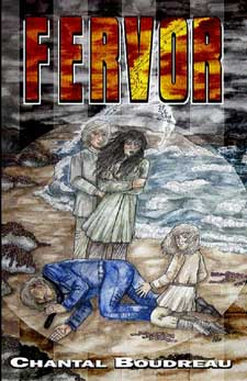 Fervor book cover Book of the Week