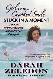 Girl with the Crooked Smile by Darah Zeledon Book of the Week