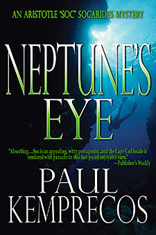 Neptunes Eye by Paul Kemprecos Book of the Week