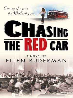 chasing the red car book cover Review: Chasing the Red Car