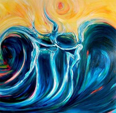 dancing water Poetry Online Life Children  Dancing Water