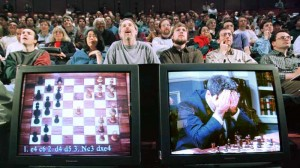 IBMs Deep Blue defeated World Champion Gary Kasparov 300x168 Chess playing Computers: Fair or Foul?