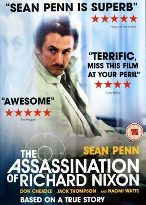 The Assassination of Richard Nixon Sean Penn 1974