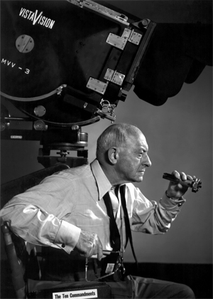 Cecil B. DeMille For the True Devotee Only
