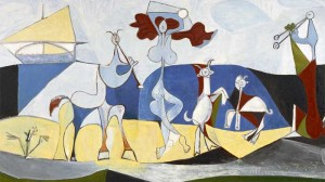 Joie de Vivre Picasso 1946 300x168 Love and Life...