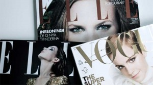 glossy magazines 300x168 Turning the Pages