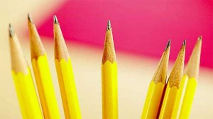 pencils 300x168 How Long Before You Began to Write the Story?