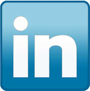 linkedin logo Using LinkedIn