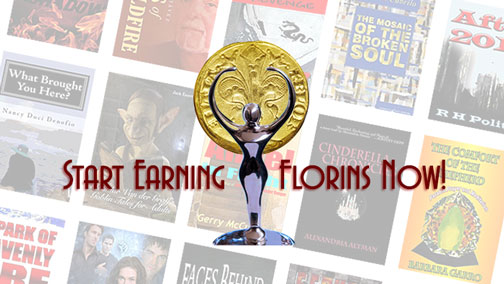 Start Earning Florins Now Promote Your Book With Florins
