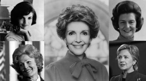 first ladies 300x168 Politics  A Charming View of First Ladies