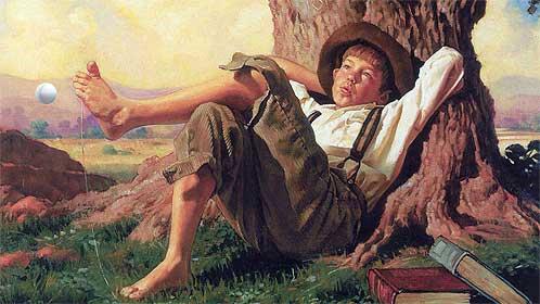 Tom Sawyer Tom Sawyer and Character