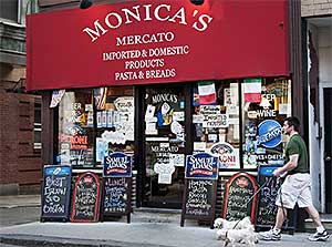 monicas mercato new york Mulberry Street (3/3)