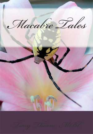 Macabre Tales by Tony Thorne MBE Writers Stories eBook Book Review Book of the Week  Macabre Tales