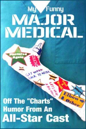 My Funny Major Medical Writers Medical Issues Free Promotion eBook Book Review Book of the Week  Review: My Funny Major Medical