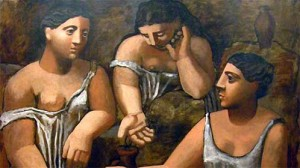 Picasso three women at the well 300x168 Writing From Inside