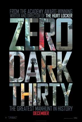 Zero Dark Thirty Movie Review: Zero Dark Thirty
