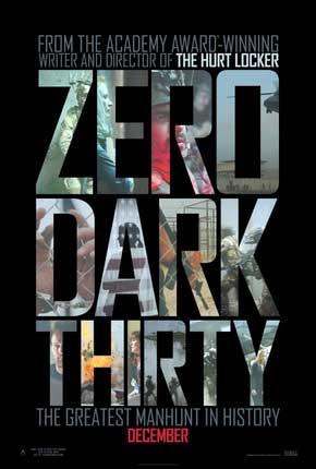 Zero Dark Thirty Warfare People and Society Lifestyle Entertainment  Movie Review: Zero Dark Thirty