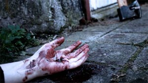 murder scene 300x168 Writers Scary Story Mystery Fiction  Competent Hands