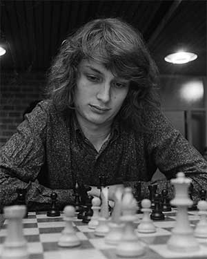 Jan Timman Chess in the Netherlands