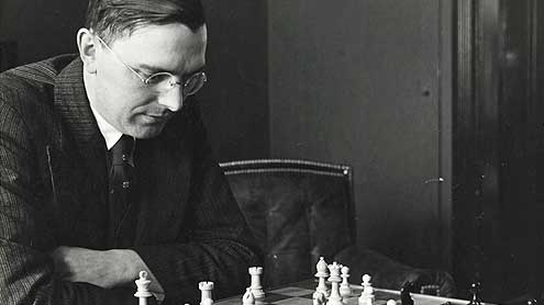 Max Euwe Chess in the Netherlands