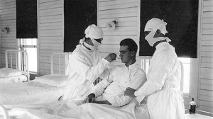 influenza 19181 300x168 Writers United States People and Society Medical Issues Latest News  The Deadliest Flu in History (5)