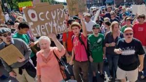 occupy wall street 300x168 Warfare United States Terrorism and Society Politics People and Society Magazine Article Life Latest News  America Polarized