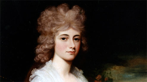 Louisa Catherine Johnson Adams Womens Interest United States Traditions Politics  First Lady Louisa Catherine Johnson Adams