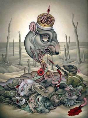 Rat King Short Stories Fiction Fantasy Creative Writing  Rat Incense